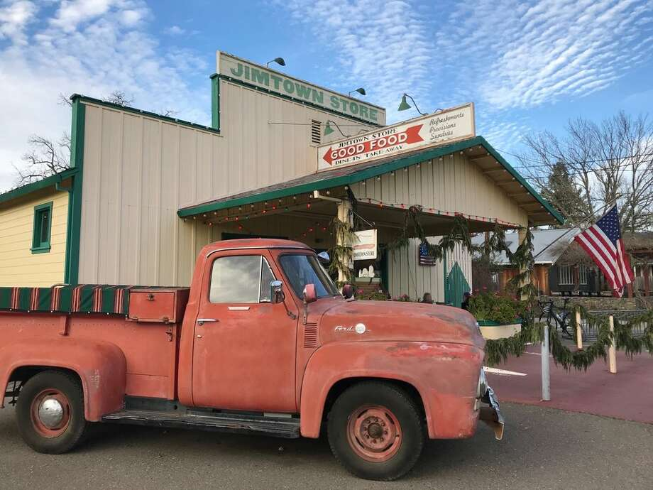 After withstanding three years of Wine Country wildfires, the historic Jimtown Store was forced to close late last December. Photo: Cindy W./Yelp