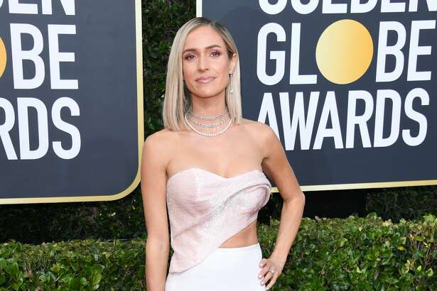 Kristin Cavallari attends the 77th Annual Golden Globe Awards at The Beverly Hilton Hotel on January 05, 2020 in Beverly Hills, California.