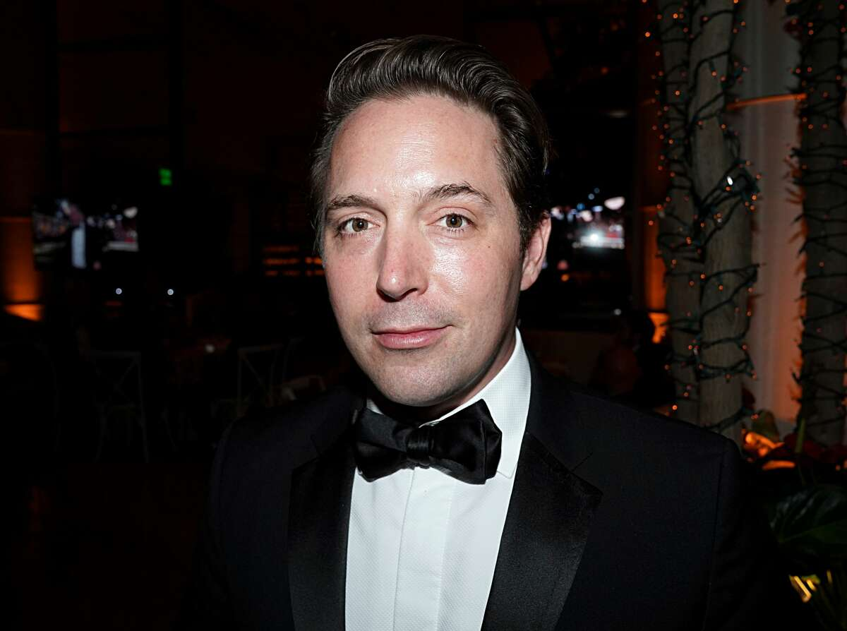 BEVERLY HILLS, CALIFORNIA - JANUARY 05: 77th ANNUAL GOLDEN GLOBE AWARDS -- Pictured: Beck Bennett enjoys the NBCUniversal Golden Globe Awards Viewing-Party Sunday, January 5, 2020 in the Jean-Georges Restaurant at the Waldorf Astoria Beverly Hills. (Photo by Evans Vestal Ward/NBCU Photo Bank via Getty Images)