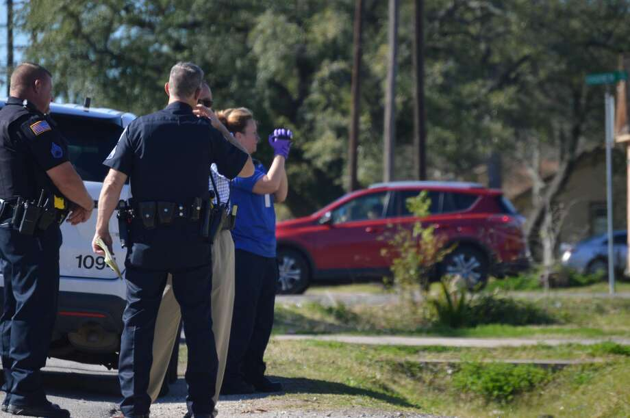 A Beaumont man was sent to the hospital January 5, 2020 after being shot by a masked man when he went into his home in southeast Beaumont. Photo provided by Eric Williams Photo: Provided By Eric Williams