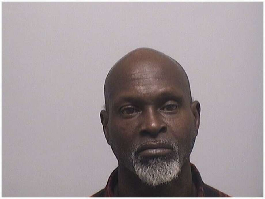 Derek Mitchell, 57, of Stamford, was charged with being in possession of crack cocaine and marijuana. Photo: Stamford Police Department / Contributed