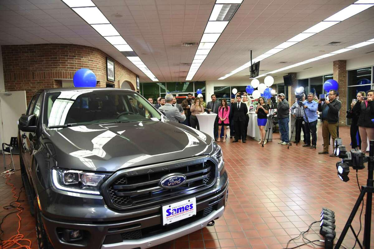Ford introduced its midsized ranger model in 2019 after an eight-year absence.