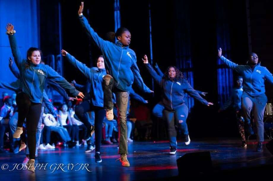"""Bridgeport Has a Dream"" celebrates the legacy of MLK by bringing together the talents of Bridgeport's youth onstage at the Klein on Monday. Find out more. Photo: Joseph Gray Jr. / The Klein / Contributed Photo"
