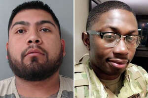 An informal pre-trial hearing is set for a man accused of allegedly killing a Texas Army National Guard soldier in March.