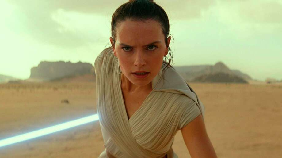 "Daisy Ridley stars in ""Star Wars: The Rise of Skywalker,"" which is approaching $1 billion in worldwide box office. Photo: Lucasfilm Ltd. /Associated Press / (c) 2019 and TM Lucasfilm Ltd. All Rights Reserved."