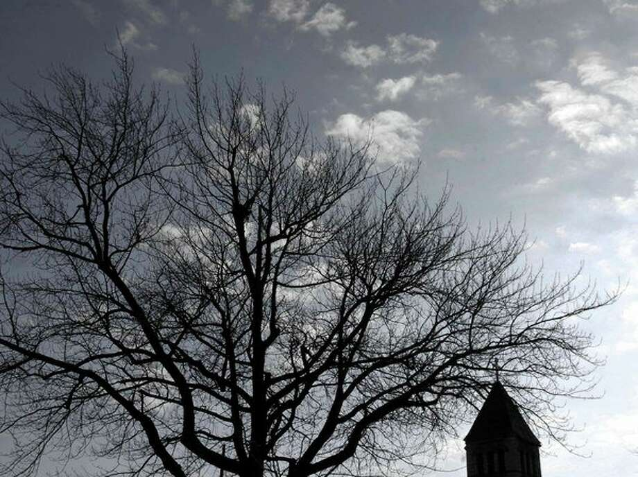 There is light beyond the dark clouds those suffering from Seasonal Affective Disorder feel encompass their lives. (Sara Eisinger/Huron Daily Tribune)