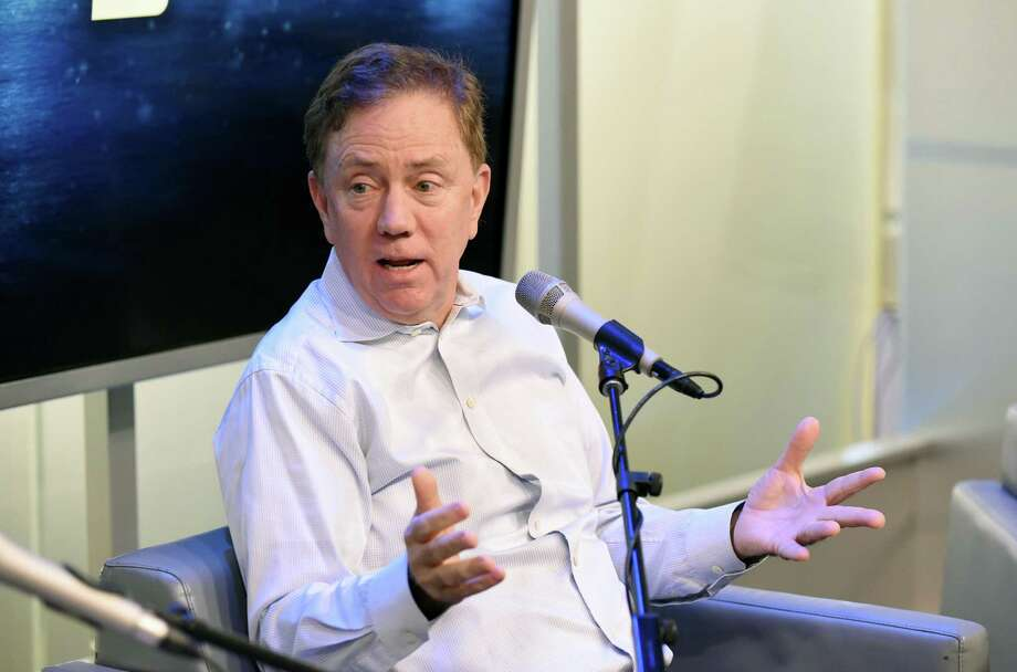 NEW YORK, NEW YORK - DECEMBER 20: Governor of Connecticut Ned Lamont speaks during SiriusXM Business Radio's 'Making A Leader' Series with Governor, Ned Lamont and Wife, Anne Lamont at SiriusXM Studios on December 20, 2019 in New York City. (Photo by Bonnie Biess/Getty Images for SiriusXM) Photo: Bonnie Biess / Getty Images For SiriusXM / 2019 Getty Images