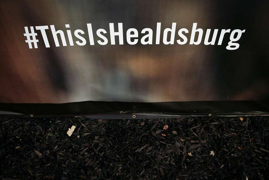 A social media hashtag spreads the word about Healdsburg's attractions. Photo: Sarahbeth Maney / Special To The Chronicle 2019