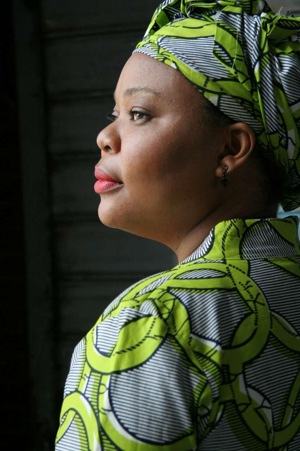 Leymah Gbowee (photo by Michael Angelo)