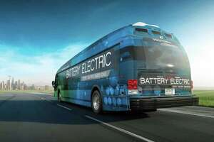 Greater Bridgeport Transit will introduce new 40-foot electric buses built by Proterra.