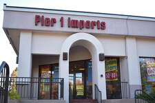 The Pier 1 Imports store at 1460 Post Rd. East in Westport, Conn., during its last week in business in late October 2016.