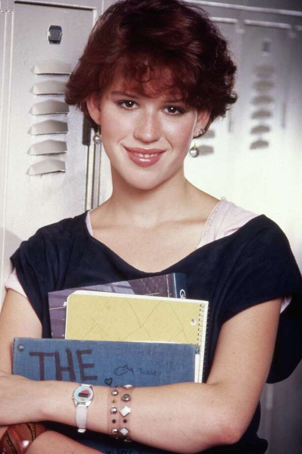 """Sixteen Candles"" screens at Discovery Green on Thursday. Photo: Universal Studios / handout slide"