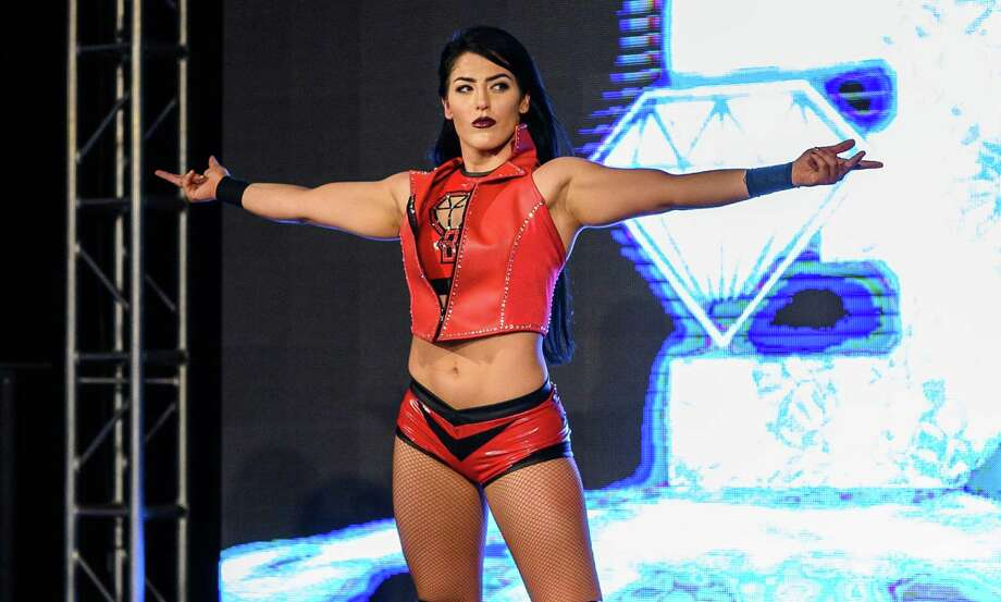 Tessa Blanchard will wrestle in an eight-man tag match in San Antonio as part of a joint event hosted by IMPACT! Wrestling and local promotion, River City Wrestling (RCW). The Friday event is called Bash at the Brewery 2 and is being held at the Freetail Brewing Co., 2000 South Presa Street. Photo: ESM_JR