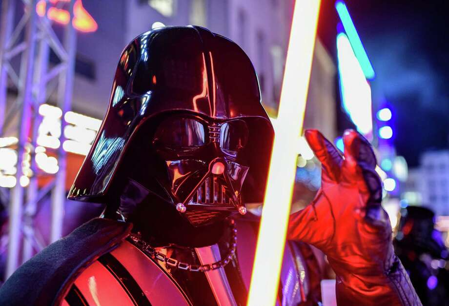 "The bad guys in the ""Star Wars"" franchise are one-dimensional. Real events and people are rarely so clear-cut. Photo: Getty Images For Disney / 2019 Getty Images"