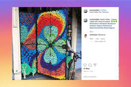 San Francisco has the most eclectic doors and these Instagram accounts prove it.