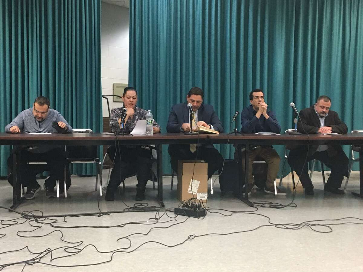 Bridgeport Board of Education met Monday, Jan. 6, 2020 and gave its acting superintendent a three-year contract.