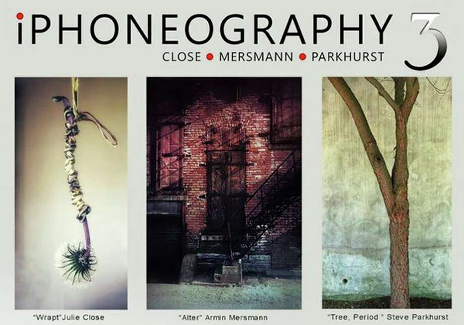 Friday, Jan. 10: iPhoneography 3 Exhibition Opening is set for 7-8:30 p.m. in the Creative 360 gallery, 1517 Bayliss St, Midland. The exhibit features the works of three three artists, Julie Close, Armin Mersmann and Steve Parkhurst who have advanced the world of iPhoneography (photos taken with a smart phone) to create fine art.(Photo provided/Creative 360)