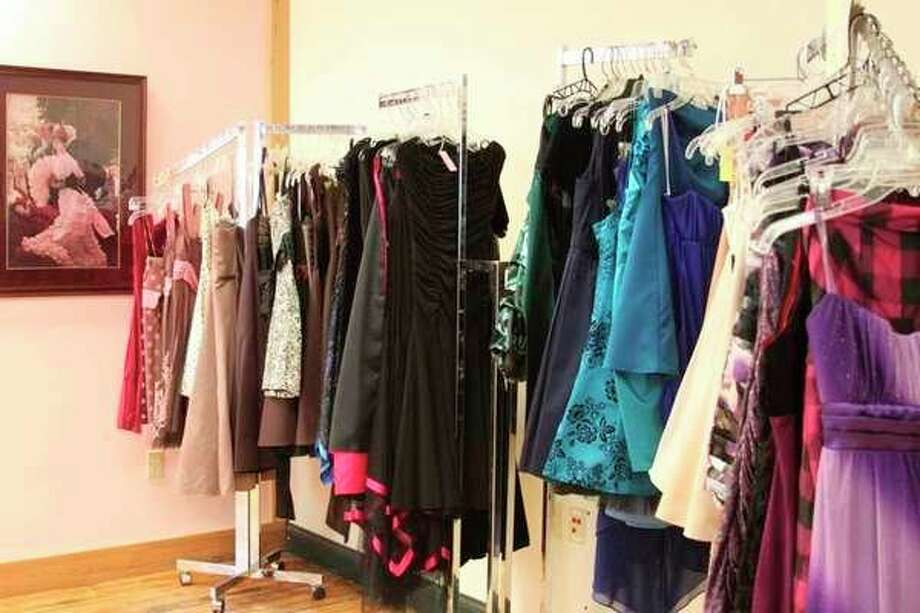 The Prom Boutique has offered free semi formal dresses to Northern Michigan teens for over a decade. They reopen Jan. 18 for winter dance season. (News Advocate file photo)