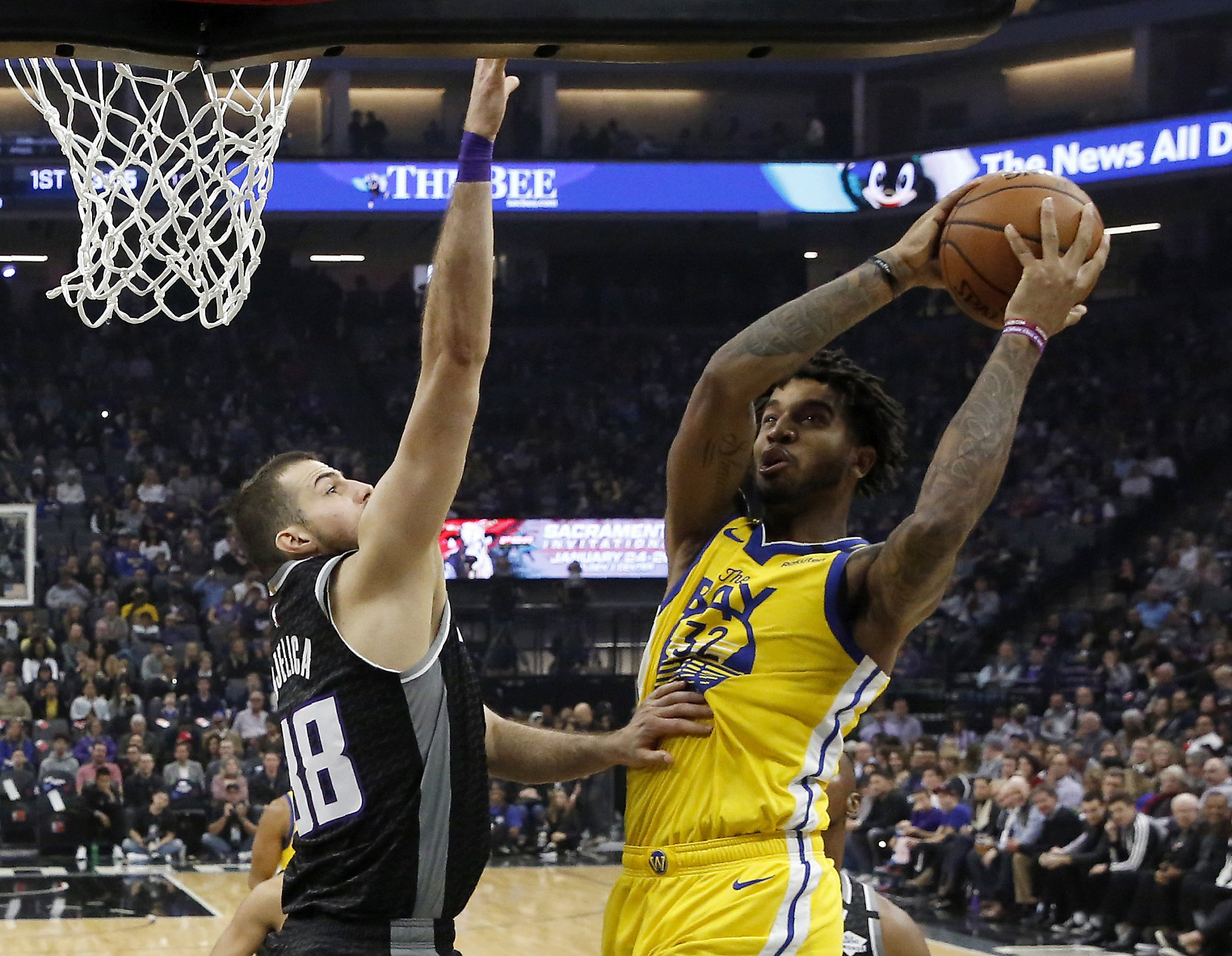 Marquese Chriss to return to Warriors on 2-way contract