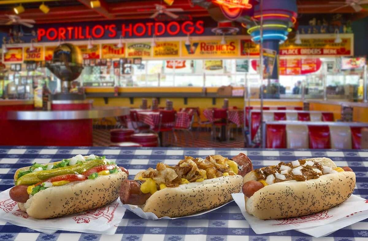 Katy, Pasadena, Sugar Land, Humble, Friendswood, Pearland:Portillo's Hot Dogs Photo by: Portillo's Hot Dogs/Yelp