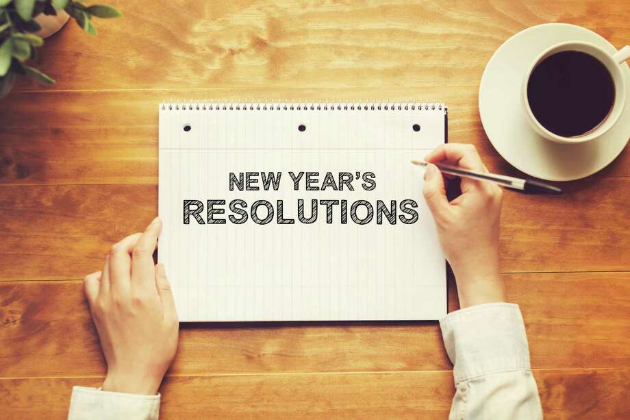 New Year's resolutions Photo: Dreamstime