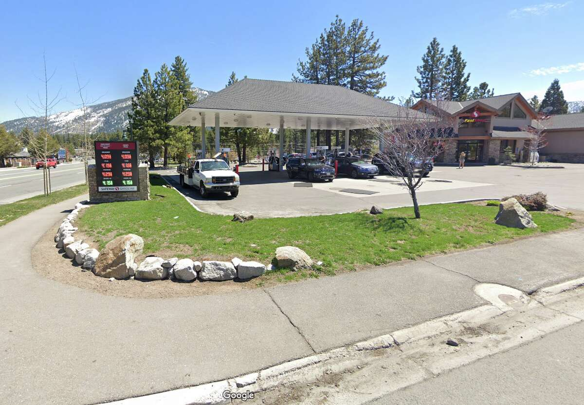 """Notices posted on the pumps at the Safeway located along Lake Tahoe Boulevard said in part, """"Due to a delivery error, any diesel fuel, 89 or 91 octane gasolines purchased between 8:00 PM on December 30th and 11:00 AM on January 2nd may be contaminated."""""""