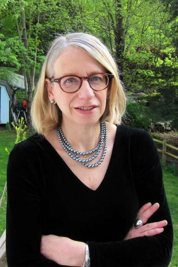 Illustrator Roz Chast. Photo: Bill Franzen / Contributed Photo /