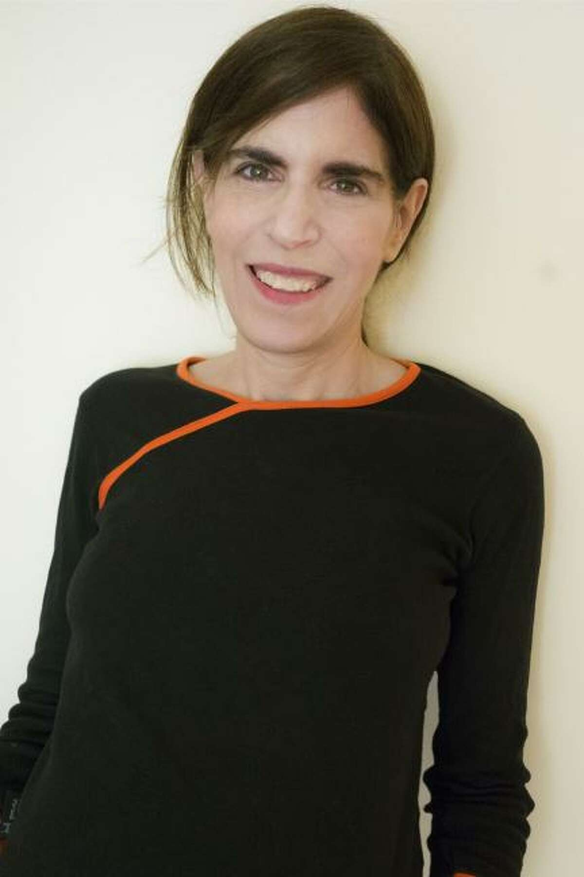 Author Patricia Marx.