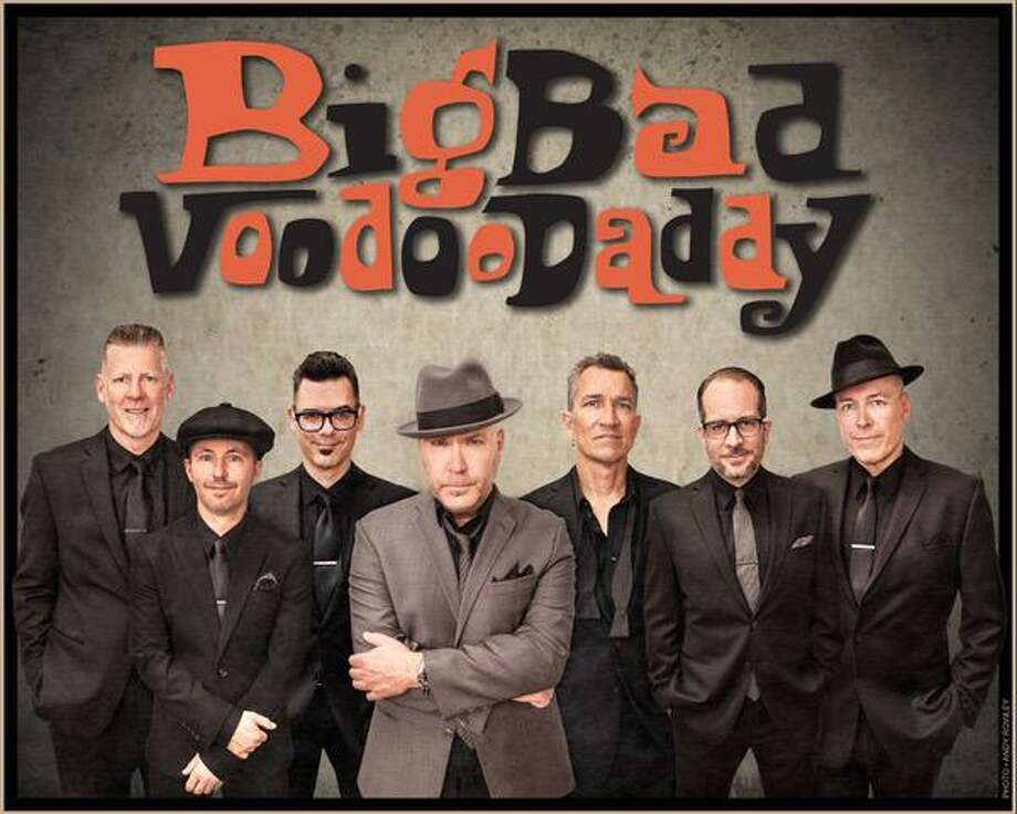 Big Bad Voodoo Daddy performs at the Fairfield Theatre Company on Jan. 12. Photo: Andy Rowley / Contributed Photo
