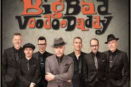 Big Bad Voodoo Daddy performs at the Fairfield Theatre Company on Jan. 12.
