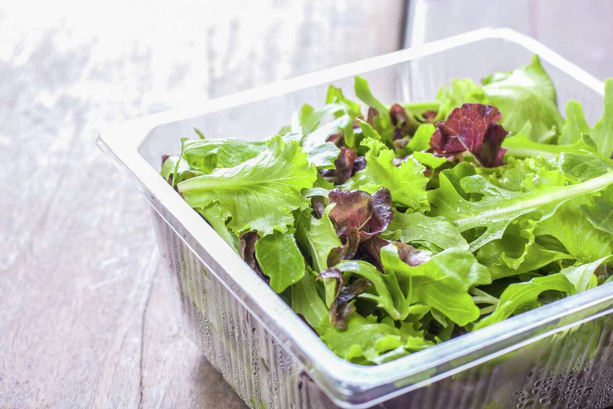 Mixed greens make a healthy start for 2020.