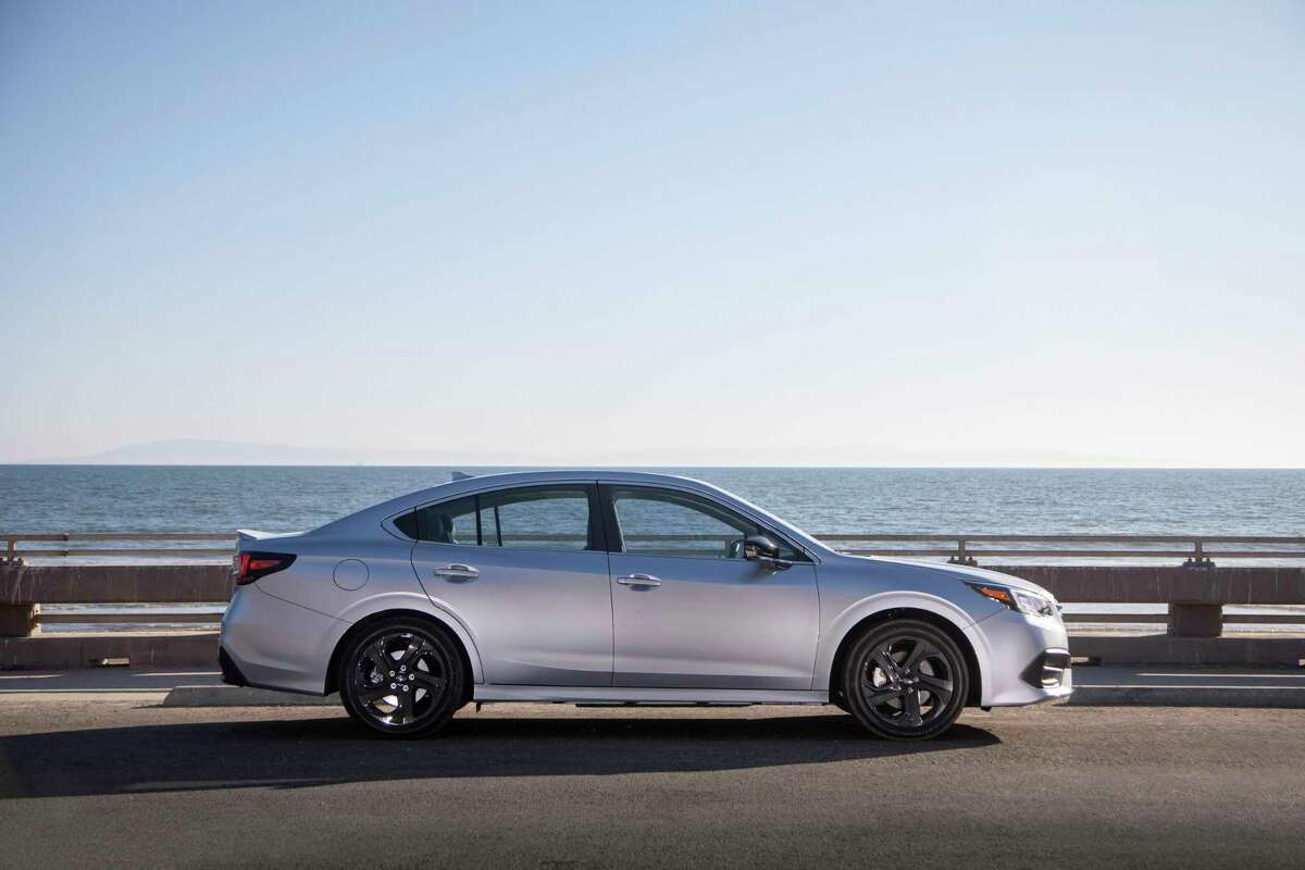 The 2020 Subaru Legacy gained a new upgrade in the new decade.