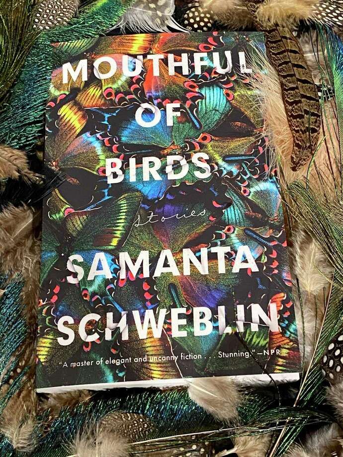 """Mouthful of Birds"" by Samanta Schweblin was published on Jan. 7. Photo: TinaMarie Craven / Hearst Connecticut Media /"