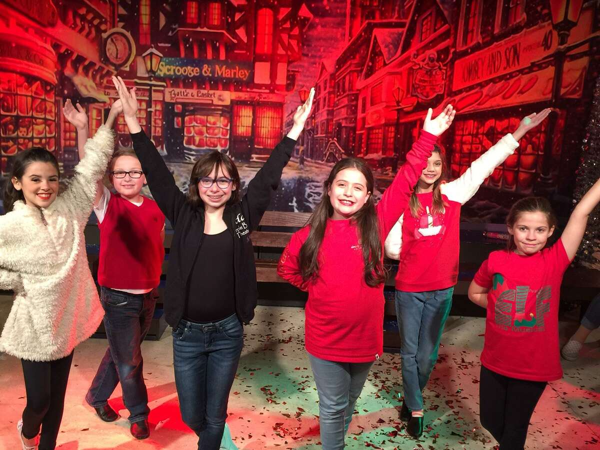 These young performers will be among those from a Purple Box Theater group that will travel this month to the Junior Theatre Festival in Atlanta, Ga.