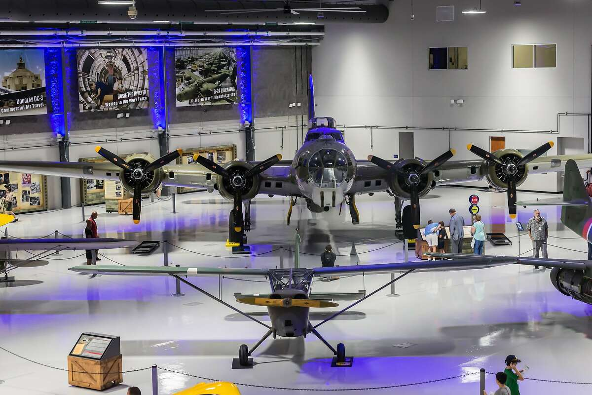 """""""While we navigate this difficult time in our community, we encourage everyone to step outside and enjoy a moment of patriotic distraction and marvel at the rare WWII warbirds flying overhead, all from the safety of their own homes. This amazing flyover is a unique opportunity for everyone to view, all they have to do is look up!"""" said Museum President and CEO Douglas H. Owens, Lt. Gen. (ret.)"""