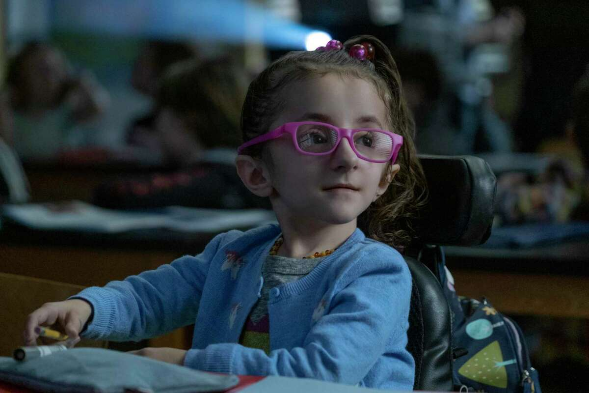 San Antonio native Sammi Haney in a scene from the 2019 Netflix sci-fi series, 'Raising Dion.' Haney will return for a second season of the show, which goes into production this year.