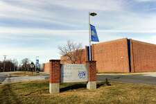 Brookfield High School, Brookfield, Conn. Thursday, March 3, 2016.