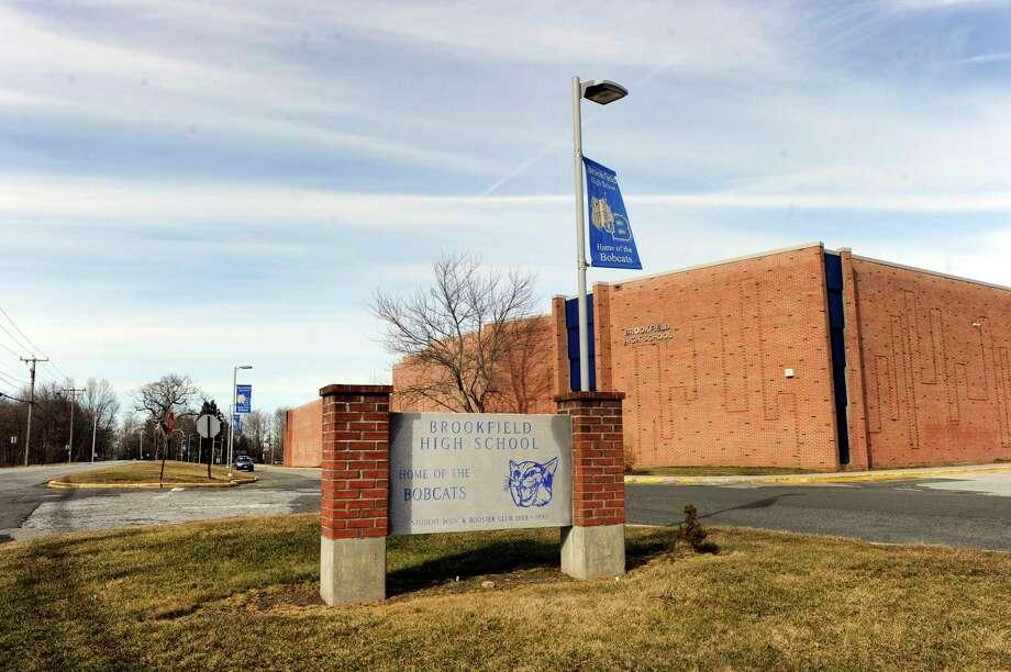 Brookfield High School, Brookfield, Conn. Thursday, March 3, 2016. Photo: Carol Kaliff / Hearst Connecticut Media / The News-Times