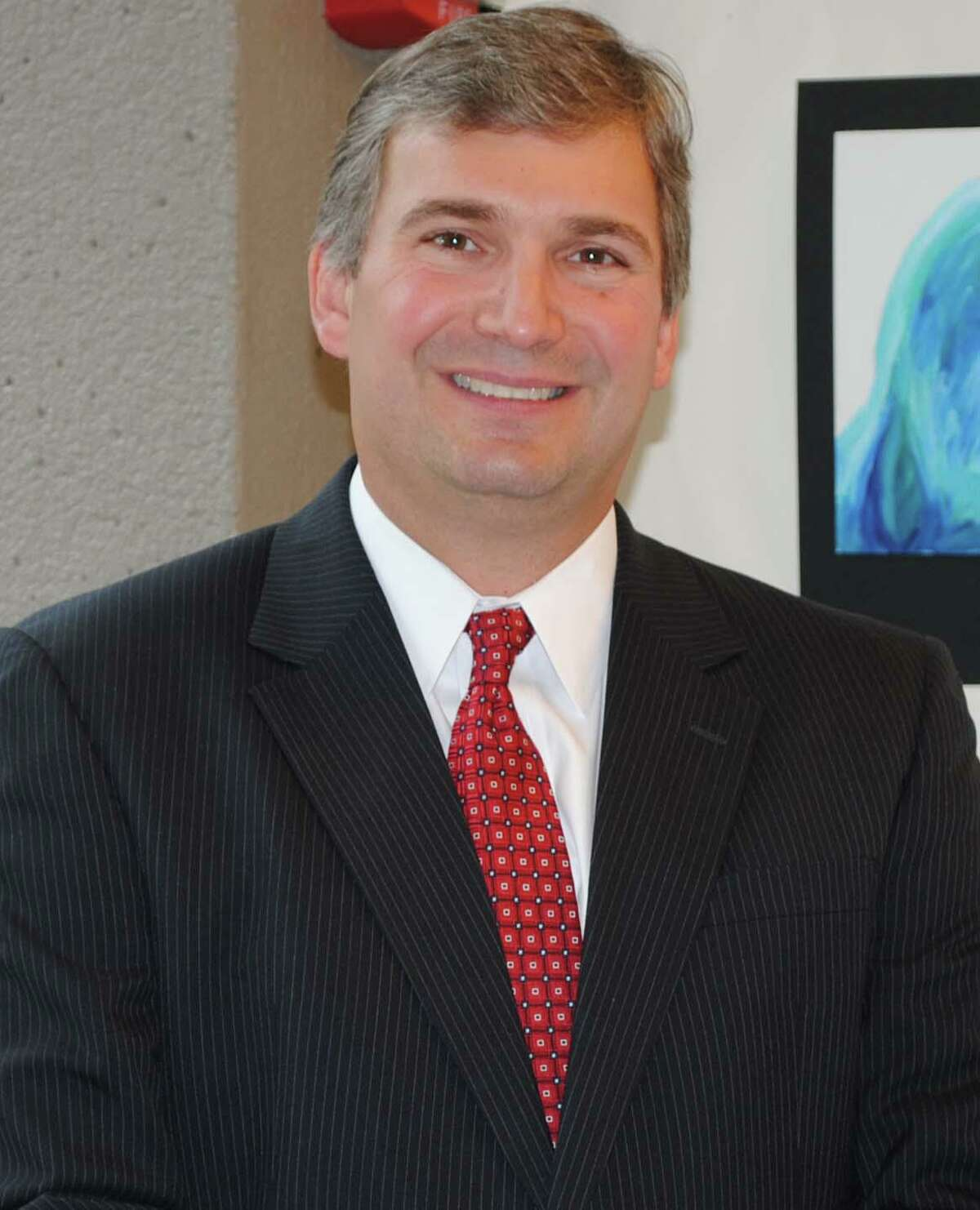 The Board of Education unanimously approved Tuesday, April 29, 2014, the appointment of New Canaan High School Principal Bryan Luizzi as an interim superintendent of schools, effective July 1, 2014.