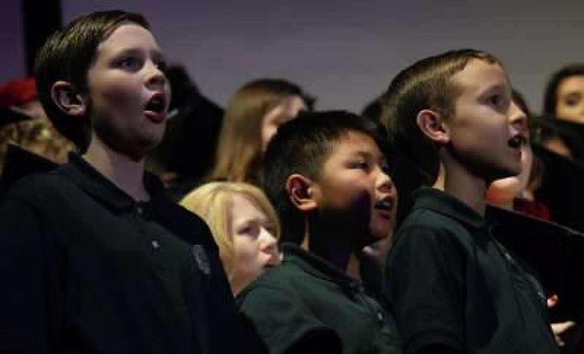Officials with The Woodlands Boys Choir have announced that the organization is changing its name in an effort to expand offerings and attract new members from a wider geographic area. The choir, founded in 2015, will now be called the Luminari Boys Choir. The choir has about 25 members of ages ranging from 6-years-old to about 13, when voices begin to change, said choir founder Sherryl Pond.
