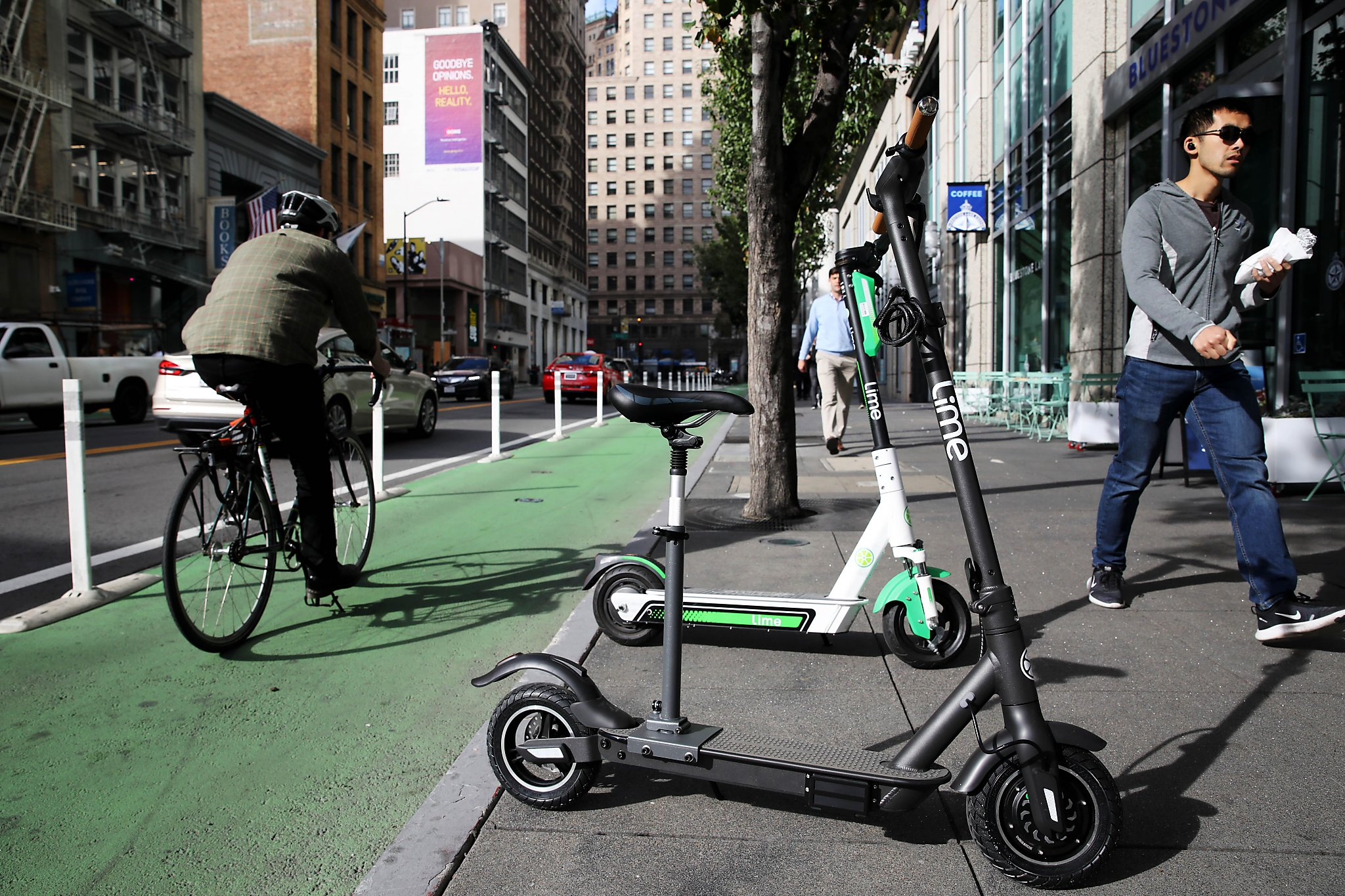 Seated scooter for disabled riders coming to Oakland, SF
