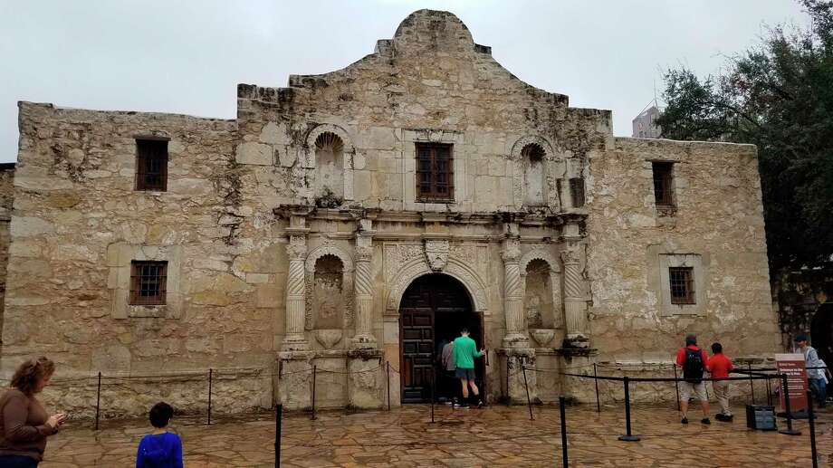 The Alamo has many layers to its history — a reader wonders if San Antonio knows just how many. Photo: Ken Miller /Associated Press / ap