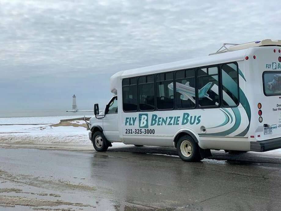 Benzie Bus now has expanded its Flex Route, which travels betweenbetween Frankfort, Benzonia and Beulah. (Courtesy photo)