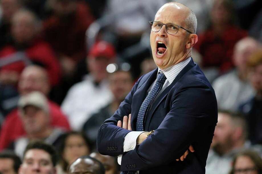 Coach Dan Hurley and the UConn men's basketball team will host Tulane on Wednesday. Photo: Kareem Elgazzar / Associated Press / Kareem Elgazzar, The Cincinnati Enquirer