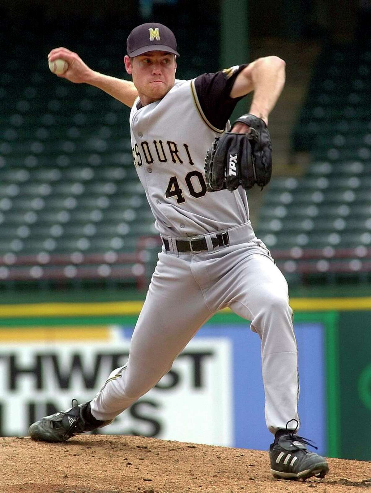 Garrett Broshuis pitched collegiately at Missouri before he got a $160,000 bonus as a fifth-round draft pick of the Giants.