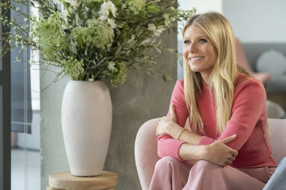 "Netflix's ""the goop lab with Gweneth Paltrow."" Photo: Netflix"