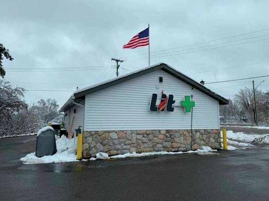 Lit Provisioning Center in Evart will soon begin delivery service for medical and recreational marijuana products.(Herald Review file photo)