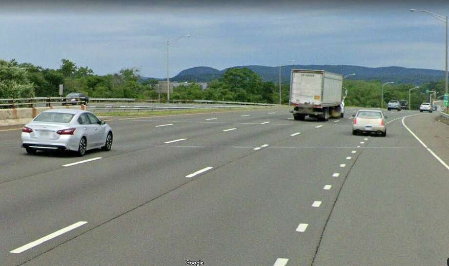 Emergency officials responded to a report of a car accident on I-91 north in North Haven at about 7 p.m. on Tuesday, Jan. 7, 2020, but instead found a driver deceased in the driver's seat of the vehicle, reports said. State police from Troop I are now trying to figure out how the man died. Photo: Google Street View Image