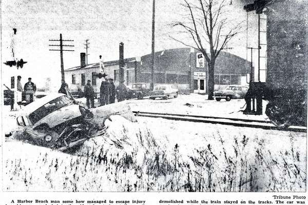 For this week's Tribune Throwback we take a look in the archives from January 1955.