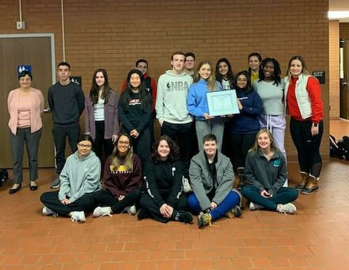 Shelton High School's The Gael Magazine recently earned first place honors from the American Scholatic Press Association.
